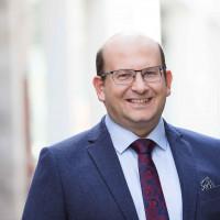 Stadtrat Udo Felfinger